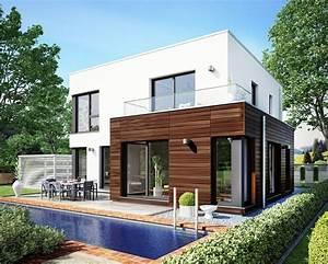 Bauhaus Türen Außen : moderne architektur einfamilienhaus ~ Markanthonyermac.com Haus und Dekorationen