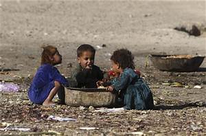 Afghan children are victims of continuing insurgency in ...