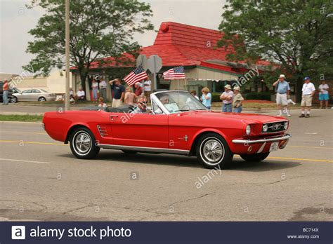 Ford Mustang 1960s Stock Photos & Ford Mustang 1960s Stock