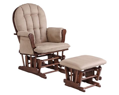 dorel home furnishings glider rocker and ottoman sears outlet