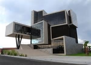 awesome modern architectural exterior home design arquitetura futurista