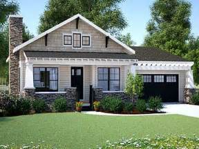 craftsman bungalow small one story craftsman style house