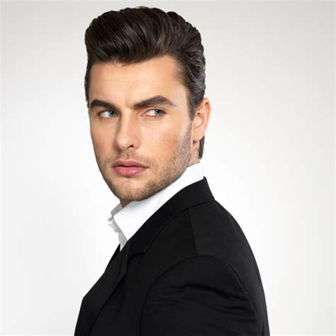 pompadour hairstyle modern pompadour hairstyle
