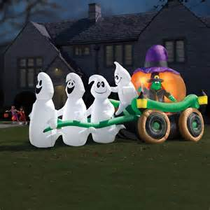 spooktacular with decorations