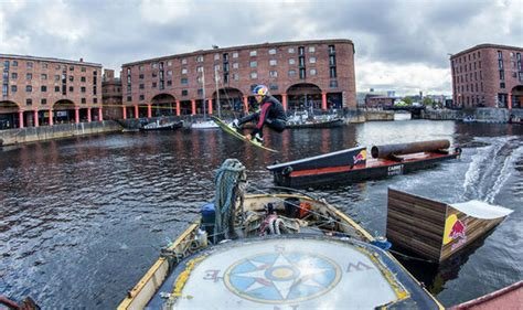Hit Liverpool's Albert Docks For Sun, Sea And Oodles Of