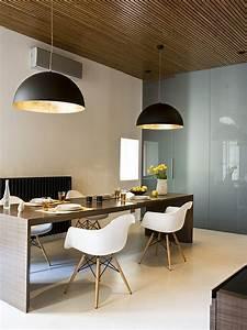 Große Wohnzimmer Lampe : gro e pendelleuchten im esszimmer moderne h ngelampen ~ Markanthonyermac.com Haus und Dekorationen