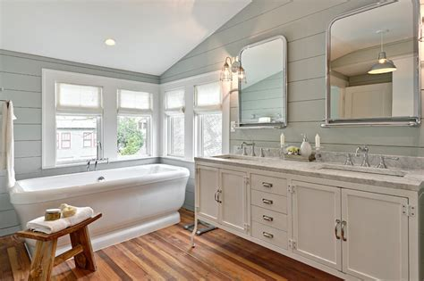 Gray Green Wall Paint-transitional-bathroom-benjamin