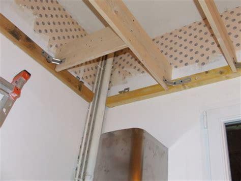 projet cuisine 8 faux plafond brico info le de bruno catteau