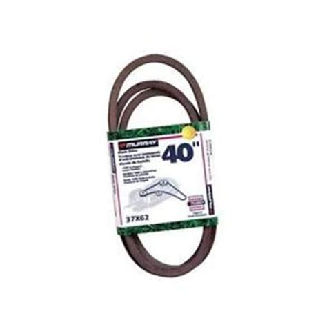 murray rider mower deck belt 40 quot 37x62