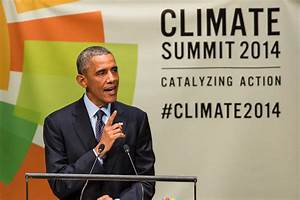 "Obama to United Nations: ""Nobody gets a pass"" on climate ..."