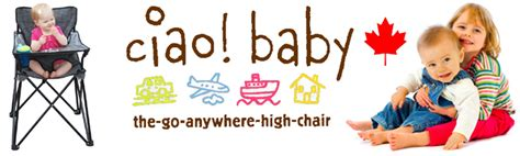 the portable high chair canada ciao baby canada find a
