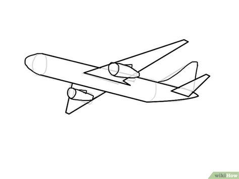 Speedboat Quick Draw by 飛行機を描く 4つの方法 Wikihow