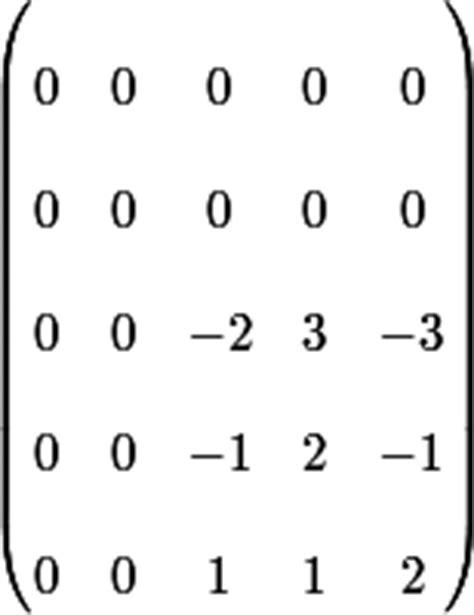 rang d une matrice exercice de math 233 matiques de master 557278