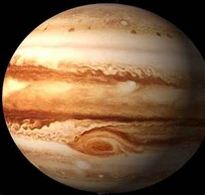 Jupiter and the Earth [pic]