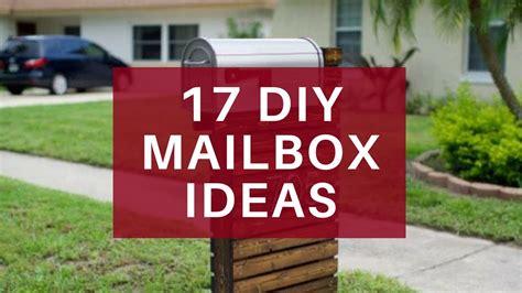 Decorative Mailbox Designs
