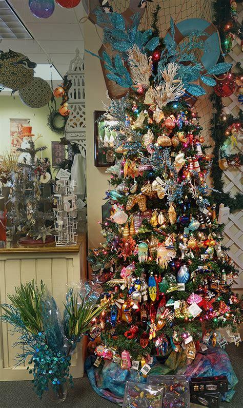 Sea Themed Ornaments And Home Decor