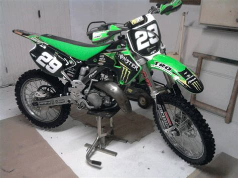 kit deco moto cross