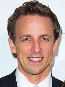 'Late Night's' Seth Meyers on Courting Hillary Clinton ...