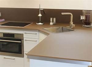Arbeitsplatten Für Küchen Günstig : k chenarbeitsplatte aus glas glasprofi24 ~ Markanthonyermac.com Haus und Dekorationen