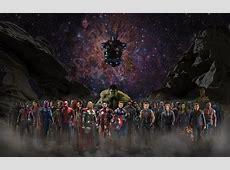 Avengers Infinity War Windows 10 Theme themepackme