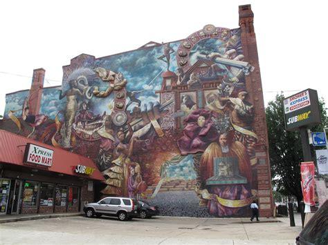philadelphia murals on 38 pins