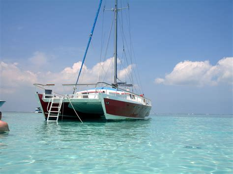Catamaran Snorkeling Grand Cayman grand cayman stingray city sandbar catamaran sailing