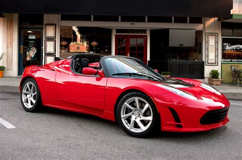 New Tesla Roadster Planned, Says Elon Musk  Motor Trend