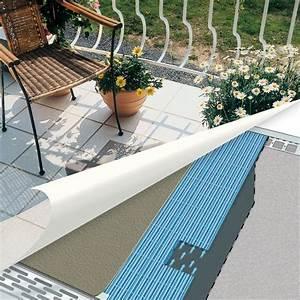 Balkon Grüner Belag : 3 tipps f r den schutz mit drainage auf balkon und terrasse ratgeberzentrale ~ Markanthonyermac.com Haus und Dekorationen