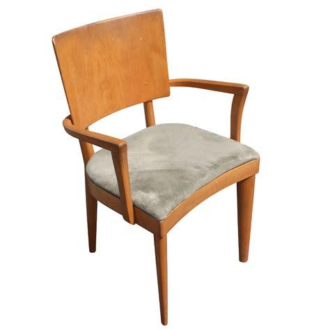 6 vintage heywood wakefield stingray dining side chairs