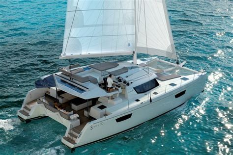 Catamaran Boat Cuba by Rent A Lagoon 421 42 Sailboat In Santa Fe Playa Cu On Sailo