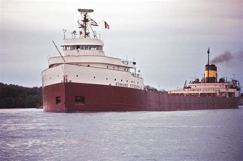 Sinking Of The Ss Edmund Fitzgerald by 39 Years Later Remembering The Edmund Fitzgerald
