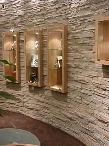 Steine Für Die Wand : moderne steinwand f r den selbsteinbau steine an die wand kleben ganz einfach stein f r stein ~ Markanthonyermac.com Haus und Dekorationen