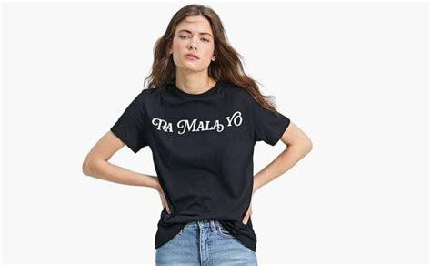 La Nueva Versión De La Camiseta 'pa Mala Yo' De