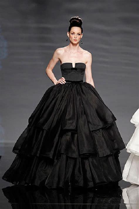 2013 Wedding Trend The Black Wedding Gown  Style To The. Wedding Dress A Line Ebay. Designer Wedding Dresses Websites. Mermaid Trumpet Wedding Dresses 2014. Unique Wedding Dresses Edmonton