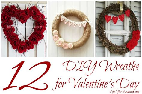 12 Diy Wreaths For Valentine's Day Victorian Home Exterior Contemporary Small Living Room Ideas Painters Log Finishes Rta Cabinets Depot Paint Colors Restoration Restore