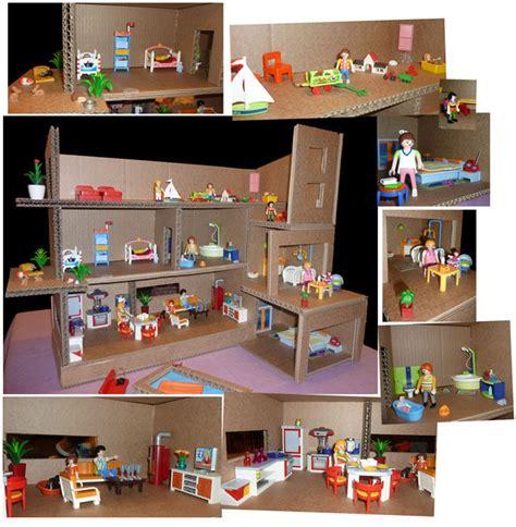ma maison playmobil id 233 es manoirs playmobil et bricolage