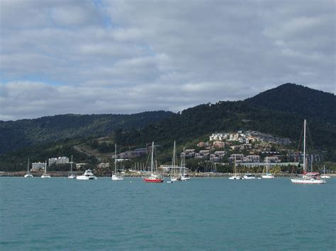 Boat Mooring Airlie Beach by Photo Of Airlie Beach Whitsundays Free Australian Stock