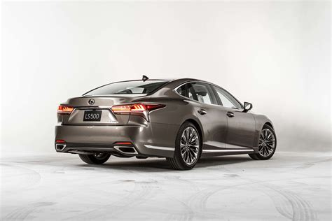2018 Lexus Ls First Look  Automobile Magazine