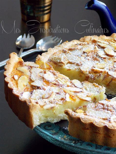 tarte amandine recette facile le cuisine de samar