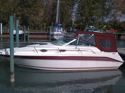 Sea Ray Used Boats Ontario by For Sale Used 1995 Sea Ray 270 Sundancer In Toronto