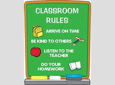 Create a Classroom Rules Poster Classroom Poster Ideas