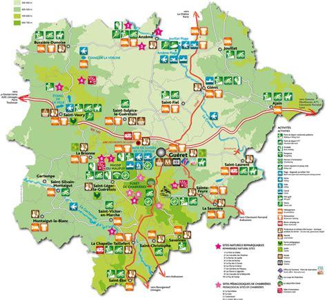 carte touristique grand gu 233 ret