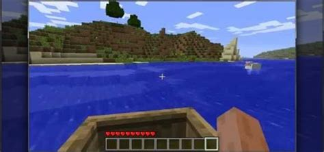 Minecraft Boat Building Guide by How To Build A Boat And A Chest In Minecraft Beta 1 6 171 Pc