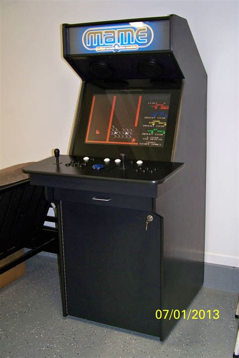 diy mame cabinet kit diy projects