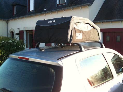fran 231 ais trop de bagages en voiture pensez au coffre de toit souple et pliable