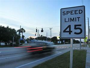 Cape Canaveral finally gets lower speed limit