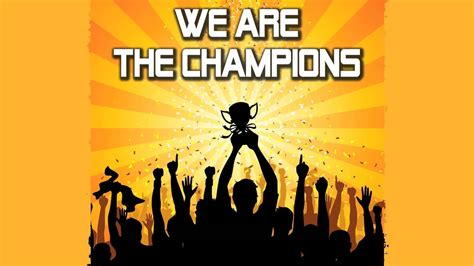 We Are The Champions Hd