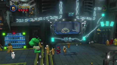 100 lego marvel that sinking feeling minikit lego marvel heroes walkthrough