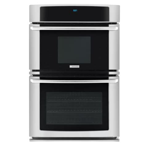 electrolux ew27mc65js 27 quot electric combination wall oven w convection sears outlet