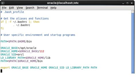 How To Install Oracle Database 1120x On Linux 64bit